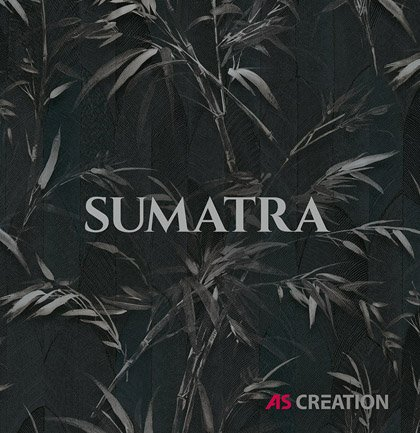 Nowa kolekcja AS Creation: Sumatra