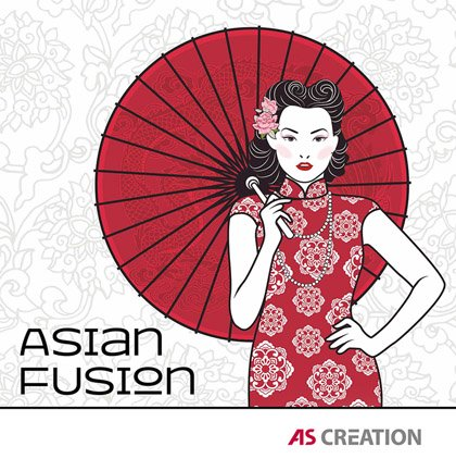 Nowa kolekcja AS Creation: Asian Fusion