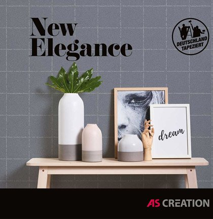 Nowa kolekcja AS Creation: New Elegance