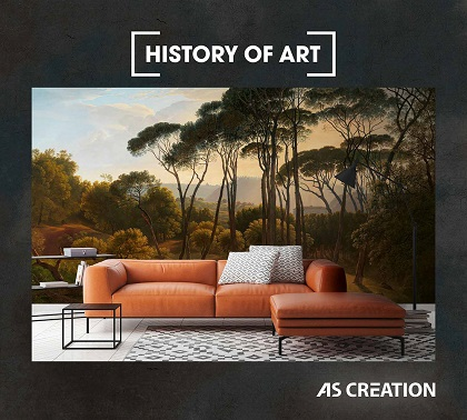 Nowa kolekcja AS Creation: History of Art