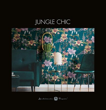 Nowa kolekcja AS Creation: Jungle Chic