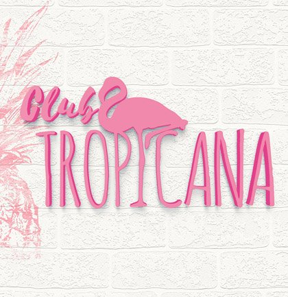 Nowa kolekcja AS Creation: Club Tropicana
