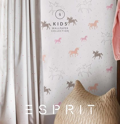 Nowa kolekcja AS Creation: ESPRIT Kids 5