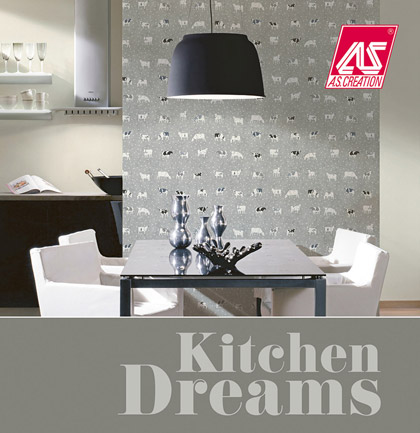 Nowa kolekcja AS Creation: Kitchen Dreams