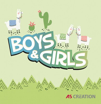 Nowa kolekcja AS Creation: Boys & Girls 6